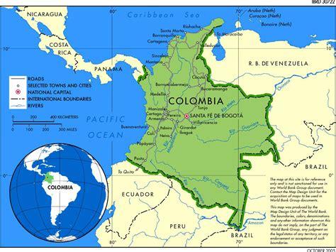 mapa de colombia bogot amrica del sur motorcycle review and mapa de bogota