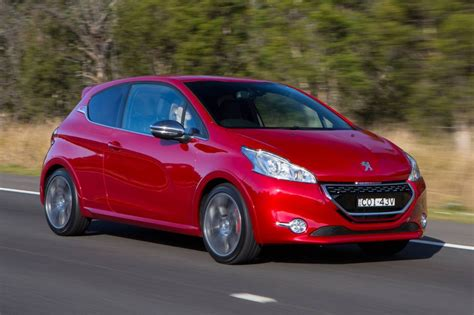 peugeot au peugeot 208 gti now on sale in australia from 29 990