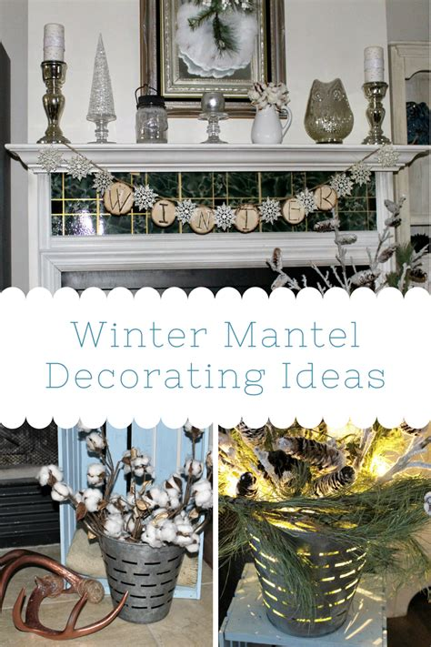 keeping cats from mantel decorations and trees winter white mantel decorating ideas our crafty