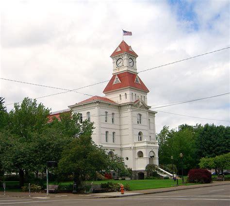Jackson County Oregon Court Search Benton County Courthouse Corvallis Oregon
