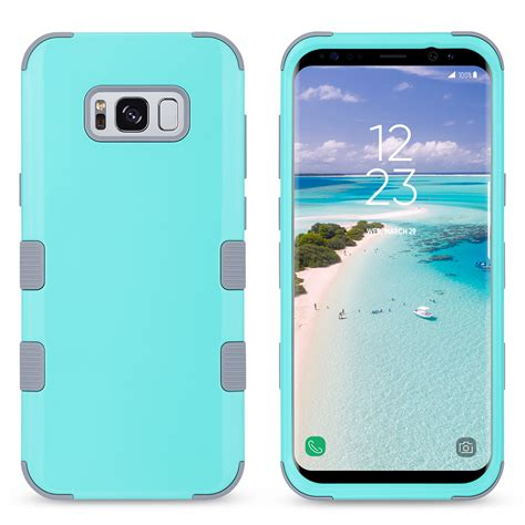 Casing Custom Hardcase Samsung Galaxy S8 S8 Plus Powerpuff Dis hybrid shockproof rubber protective skin for samsung galaxy s8 s8 plus ebay