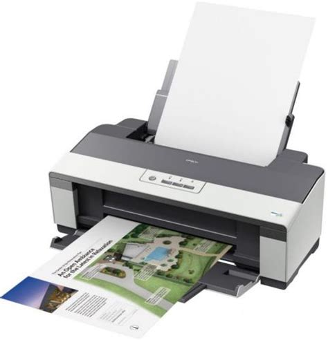 review epson a3 printer b1100