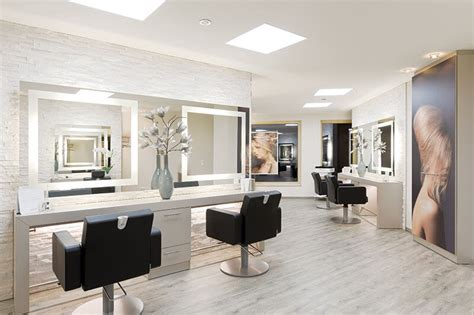 Friseursalon Einrichtung Planen by Friseureinrichtung Teamwork Salondesign International