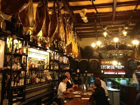 Bar   Picture of Los Caracoles, Barcelona   TripAdvisor