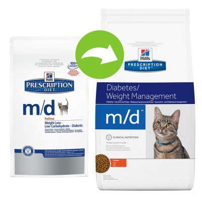weight management and diabetes hill s prescription diet feline m d diabetes weight
