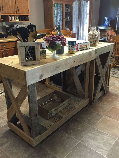 Kitchen Island Vintage Vintage Farmhouse Kitchen Island Inspirations 14 Decomg