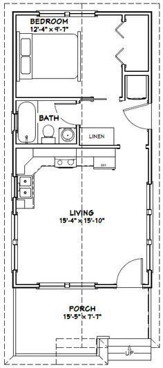 the mother in law cottage is 16 800 11 best 16 x40 cabin floor plans images on pinterest