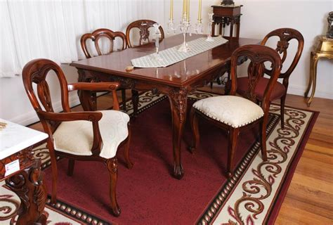 Antique Reproduction Dining Tables Antique Reproduction Dining Tables Classiques En Furniture