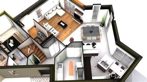 plan en 3d beautiful plan en 3d with plan en 3d d floor plans plan 3d les maisons b2e virtualise votre plan en