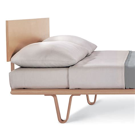 study bed top3 by design modernica case study bed v leg bentwood