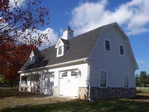 gambrel roof garage gambrel roof garage google search garages pinterest