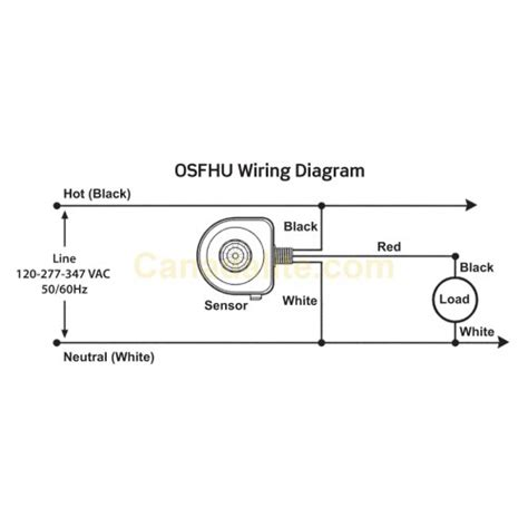 occupancy sensor diagram wiring diagram with
