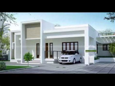 House Plans Kerala Style by Simple Single Floor House Design Youtube