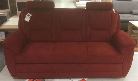 canap 233 convertible bordeaux sb meubles discount