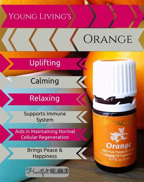 Living Essential Orange living s orange essentialoils undertwentydollars