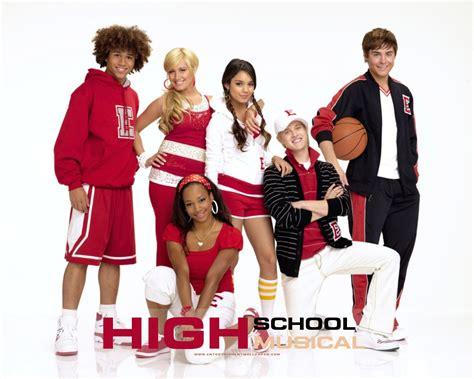 Hd Desktop Wallpaper High School Musical Wallpaper Hd