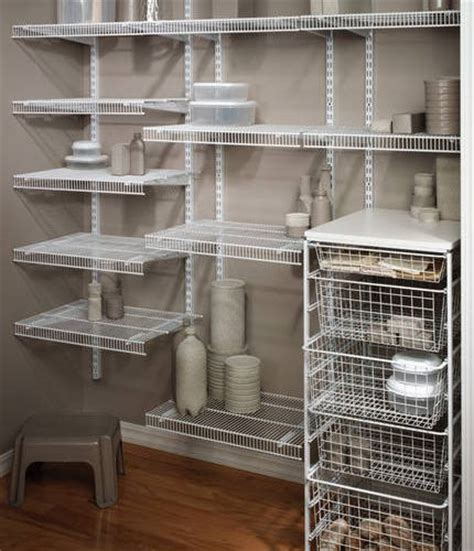Wire Shelving Closet Design Wire Shelving Closet Design Ideas Remodels Photos