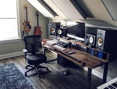 small recording studio desk 25 best ideas about studio desk on audio