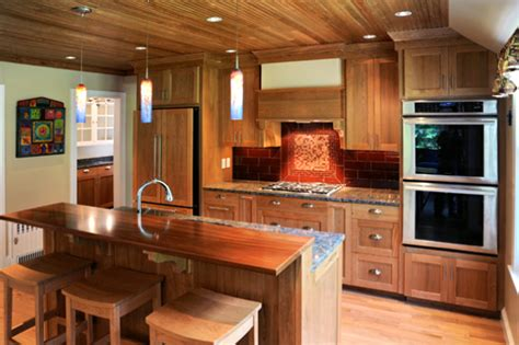 Beadboard On Kitchen Cabinets Don Foote Contracting Custom Cabinetry Kitchens