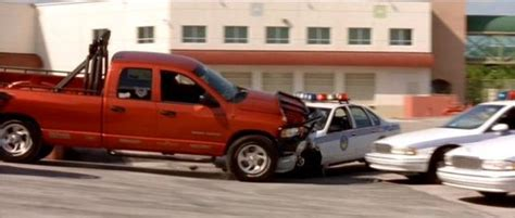 twister dodge ram trivia question how many dodge truck s on film can you