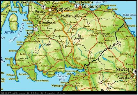 border map quot the borders quot redirects here for other uses see border