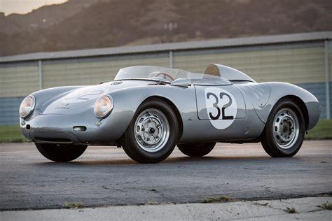 I Porsche Spyder by 1958 Porsche 550a Spyder Uncrate