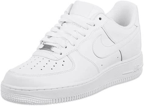 nike air force  gs calzado blanco