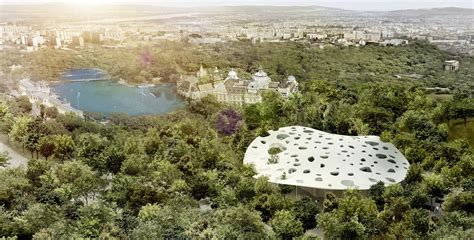 house music budapest sou fujimoto chosen to design liget budapest s house of hungarian music archdaily