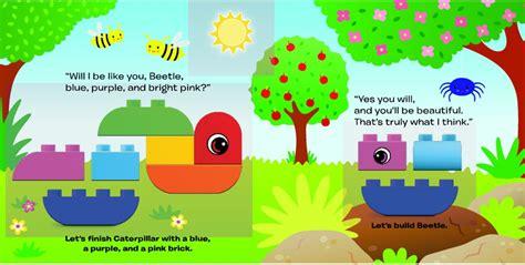 Buku Manual Lego Duplo Grow Caterpillar Grow lego grow caterpillar grow 6758 duplo