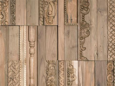 pannelli in legno per rivestimenti interni rivestimento tridimensionale in legno per interni