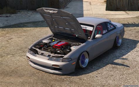nissan zenki nissan s14 zenki stance replace tuning 1 4 for