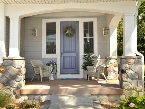 model teras rumah minimalis  konsep natural