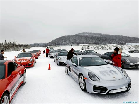 Porsche Winter Driving School by You What S Porsche S C4 Winter Driving School