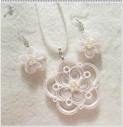 Jewellery With Quilling Paper - 17 best images about jewelry quilled on paper