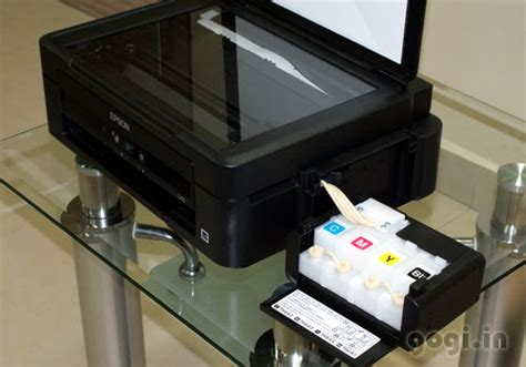 Ink Printer Epson L210 epson l210 review all in one printer with ink tank system