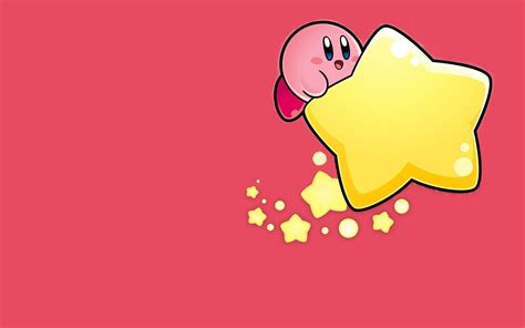 kirby hd wallpaper 1920x1080 kirby wallpapers wallpaper cave