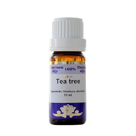 Melaleuca Alternafolia Tea Tree 15 Ml 1 frantsilan keh 228 kukka tea tree melaleuca alternifolia