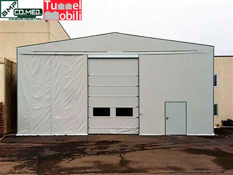 capannoni napoli coperture pvc a napoli le soluzioni tunnel mobili per le
