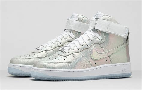 Sepatu Nike Airforceone 2 nike sportswear s air 1 iridescent pearl collection sole collector