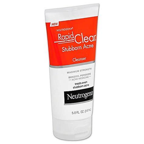 Walmart Kids Bedding Neutrogena 174 Rapid Clear 174 Stubborn Acne Cleanser Www