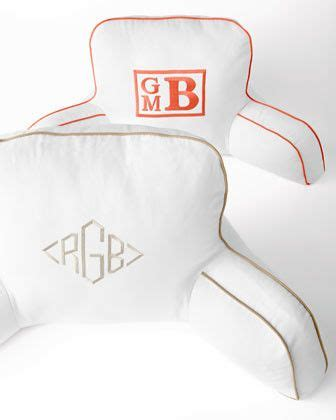personalized bed rest pillow boyfriends monograms and boyfriend pillow on pinterest