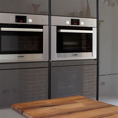 oven kitchen design oven be inspired by this ultramodern kitchen makeover housetohome co uk