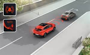 Emergency Brake System Automobiles Autonomous Emergency Braking Will Be Standard On Most Us