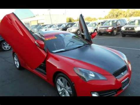 2010 Hyundai Genesis Coupe 3 8 For Sale by 2010 Hyundai Genesis Coupe 3 8l Grand Touring Coupe For