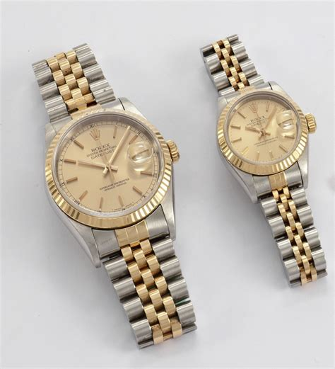 Rolex Sepasang Silver Cover Gold our favorite rolexes at antiquorum s saturday auction
