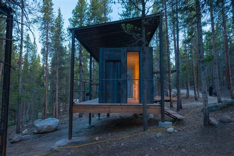 the cabins modern in denver colorado s
