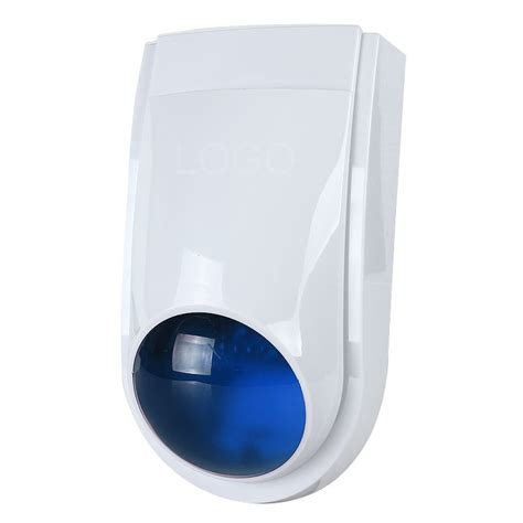 Visual Alarm fashion 12 v ls 111 outdoor security siren strobe alarm