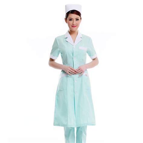 Seragam Home Care sleeve summer suit drugstore tianex