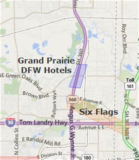 grand prairie texas map grand prairie texas hotels motels see all discounts