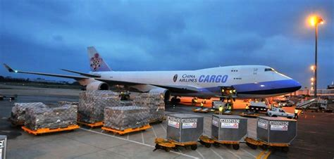 air freight advisory backlogs developing  asia